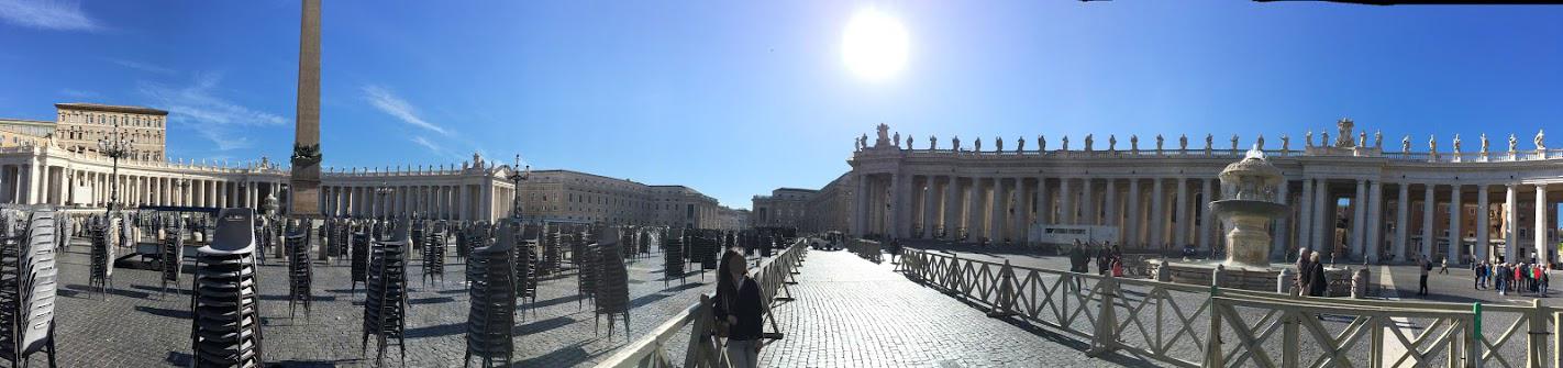 サンピエトロ広場
