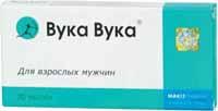 таблетки под названием «Вука-Вука» имеют природный состав, а также являются не сильно дорогими по сравнению с иными изделиями для потенции