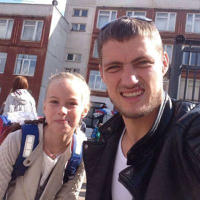 Задойнов александр с дочерью