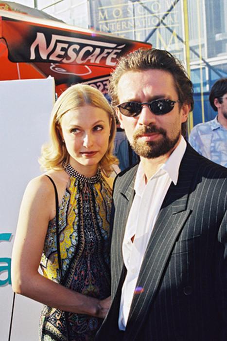 Владимир Машков и Ксения Терентьева. / Фото: www.woman.ru