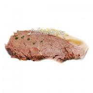 Мясо отварное говядина калорийность