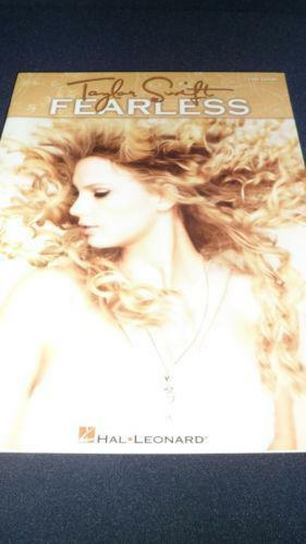Taylor swift music book for guitar