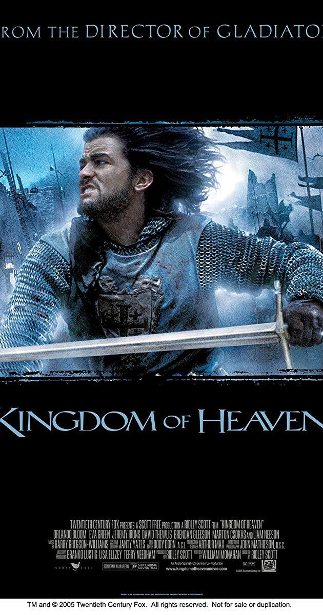 Kingdom of heaven edward norton