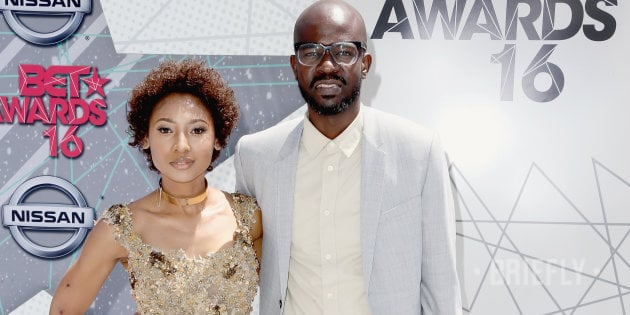 Black south african celebrities wedding pictures