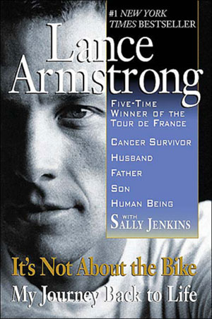 Lance armstrong my journey back to life