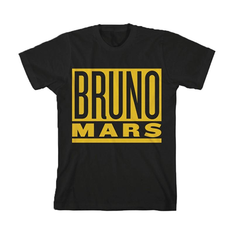 Bruno mars t shirts merchandise