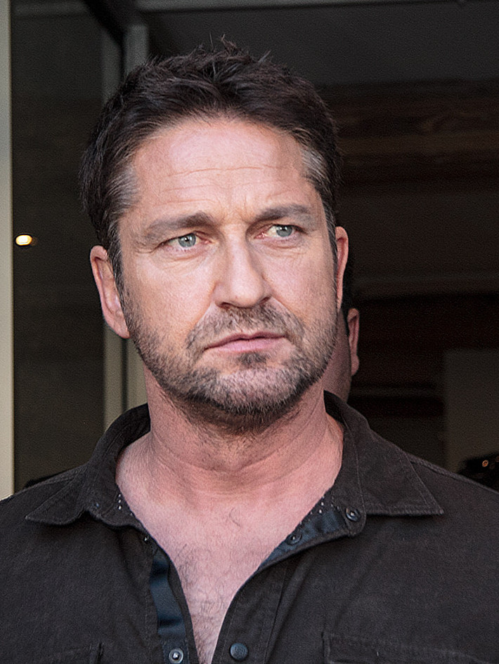 Gerard butler young pictures