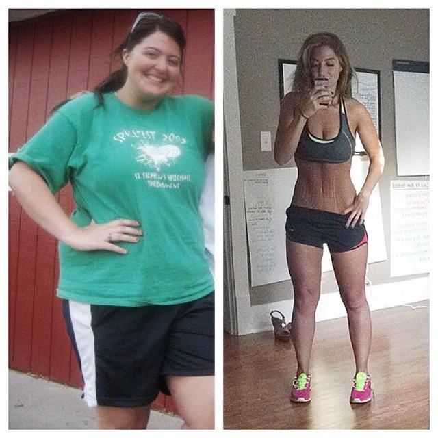 Как похудеть вес 120 кг