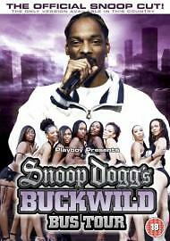 Snoop doggs buckwild bus tour