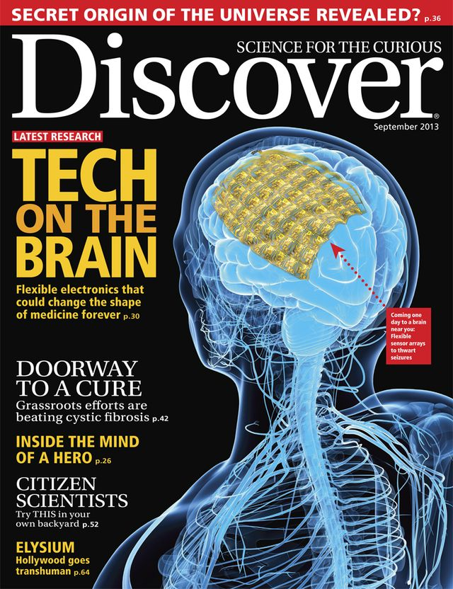 журнал discover