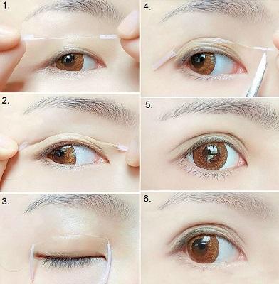 Non-surgical double eyelids Singapore