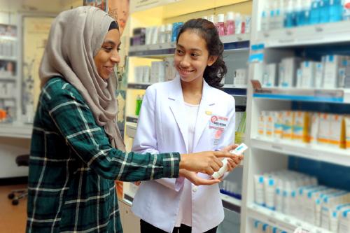 Pharmacy in Singapore