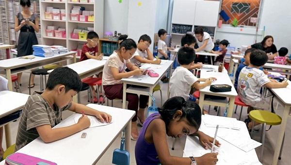 Singapore tuition myopia