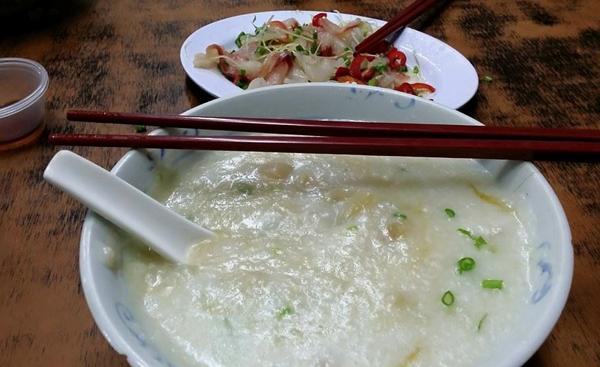 Hwa Yuen Porridge