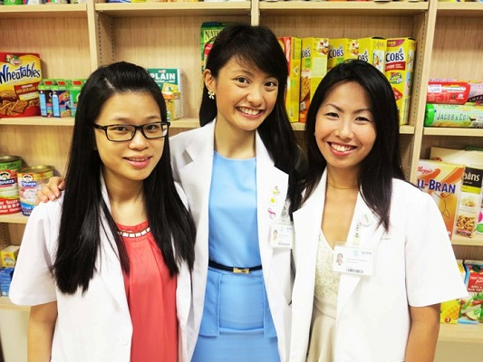 see dietitian Singapore
