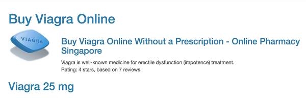 Online pharmacy Singapore