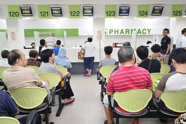 polyclinic pharmacy