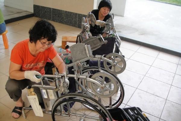 caregiver training Singapore