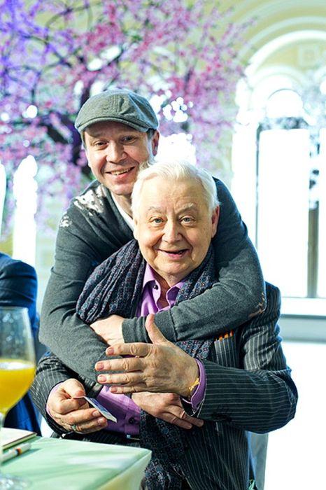 Знаменитые советские и российские актеры (75 фото)