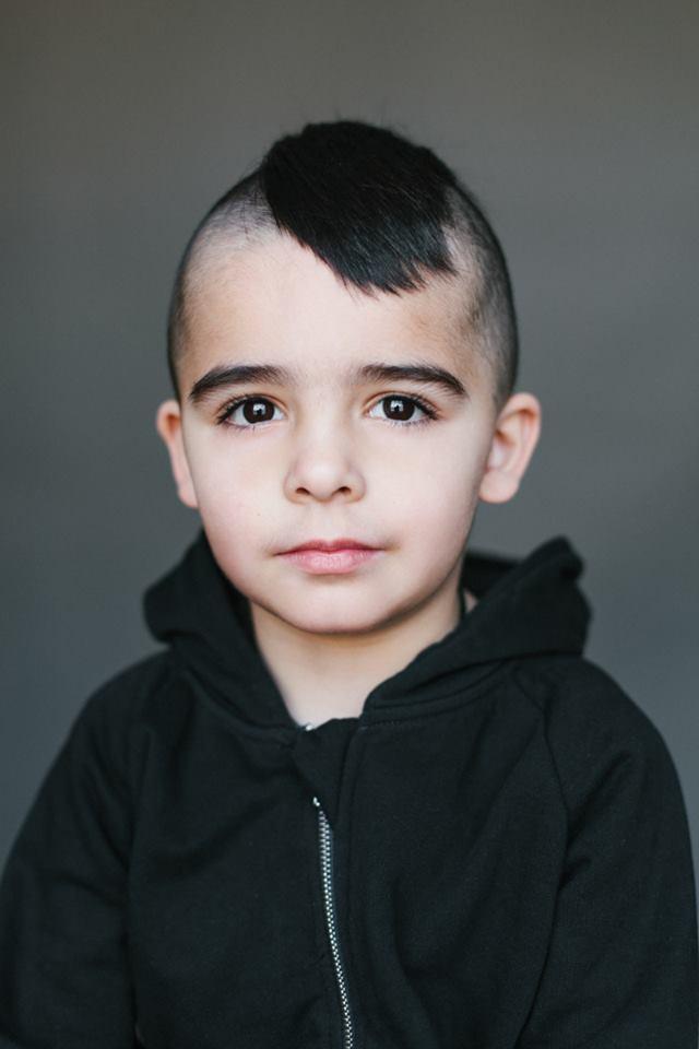 Лукьян, 5 лет. Папа - украинец/русский, мама - туркменка/татарка дети, национальность, фотографии