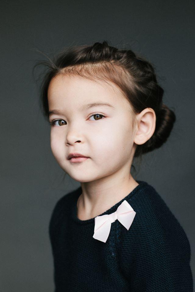 Ева, 5 лет. Папа - кореец, мама - русская/украинка/еврейка дети, национальность, фотографии