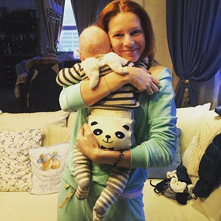Стиль звездных детей: сын Владимира Преснякова и Натальи Подольской - Артемий