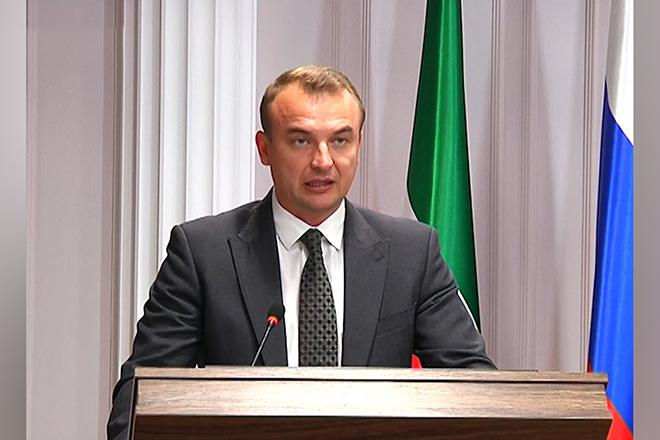 Игорь Сивов на посту директора Аппарат Исполнительного комитета