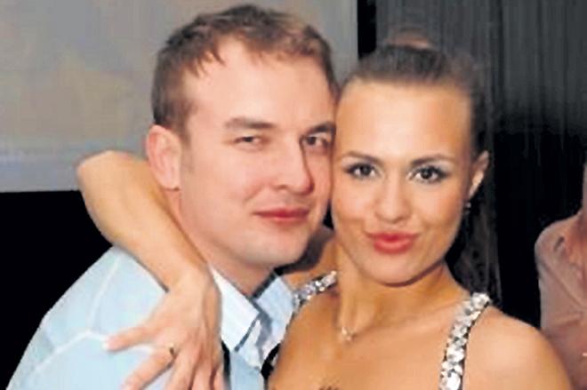 Игорь Сивов и его первая жена Елена