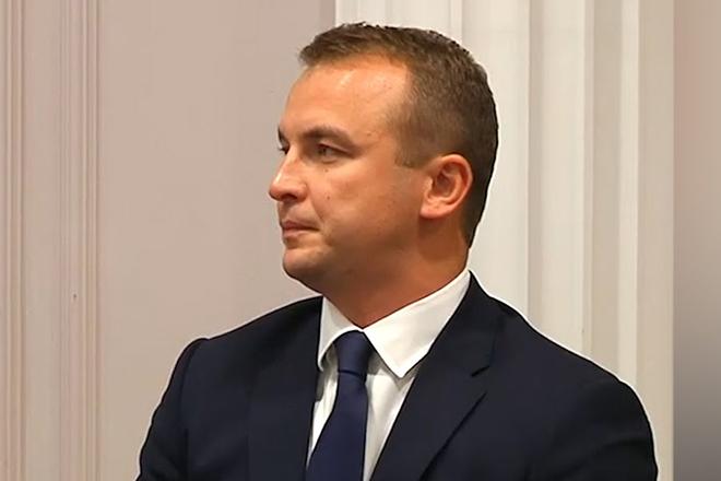 Игорь Сивов в 2017 году