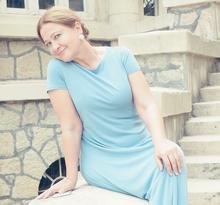 Тамара Глоба: «После третьего брака я сказала себе: все, теперь ни за кем не буду стоять»