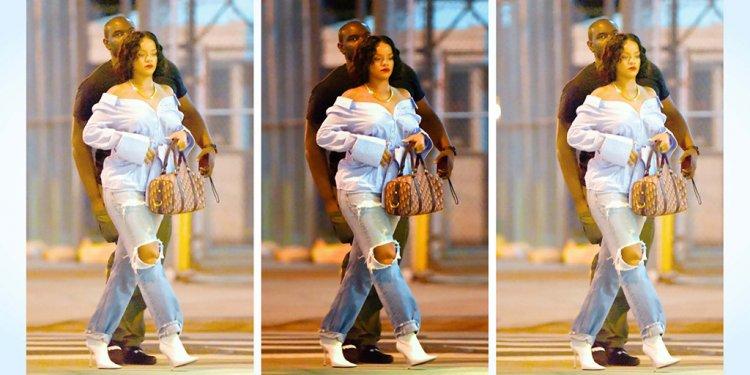 ?рианна беременна 2017