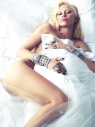 Голая актриса, певица Miley Cyrus фото, эротика, картинки - фотосессия из мужского журнала GQ на Xuk.ru! Фото 6