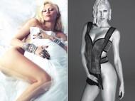 Голая актриса, певица Miley Cyrus фото, эротика, картинки - фотосессия из мужского журнала GQ на Xuk.ru! Фото 23
