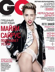 Голая актриса, певица Miley Cyrus фото, эротика, картинки - фотосессия из мужского журнала GQ на Xuk.ru! Фото 35