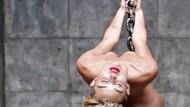 Голая актриса, певица Miley Cyrus фото, эротика, картинки - фотосессия из мужского журнала GQ на Xuk.ru! Фото 66