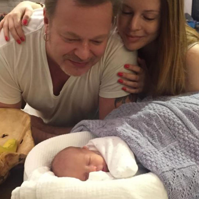 Жена Владимира Преснякова родила ему второго ребенка?