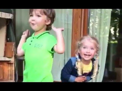 День рождения гарри и лизы галкиных видео
