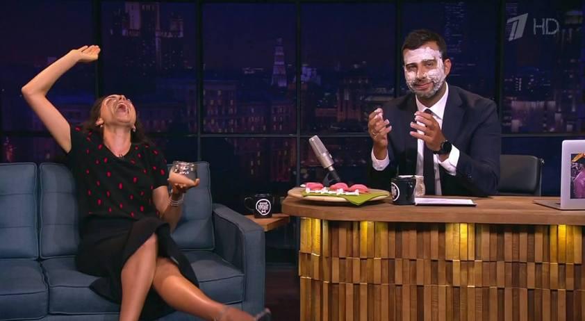 Телеведущий соловьев заявил что ему наплевать на шутки урганта