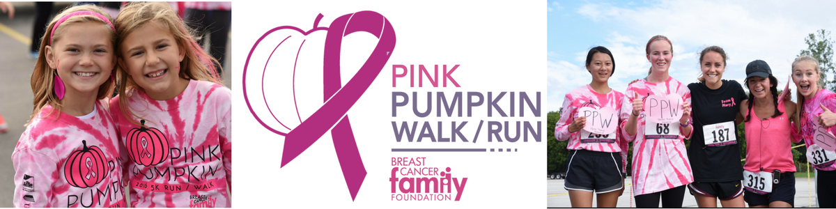 Pink pumpkin 5k results