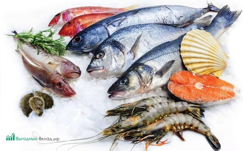 Рыбный магазин бизнес