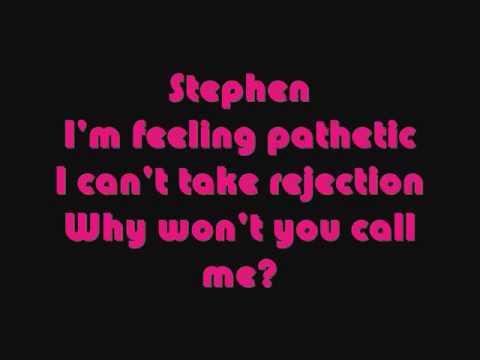 Stephen kesha lyrics