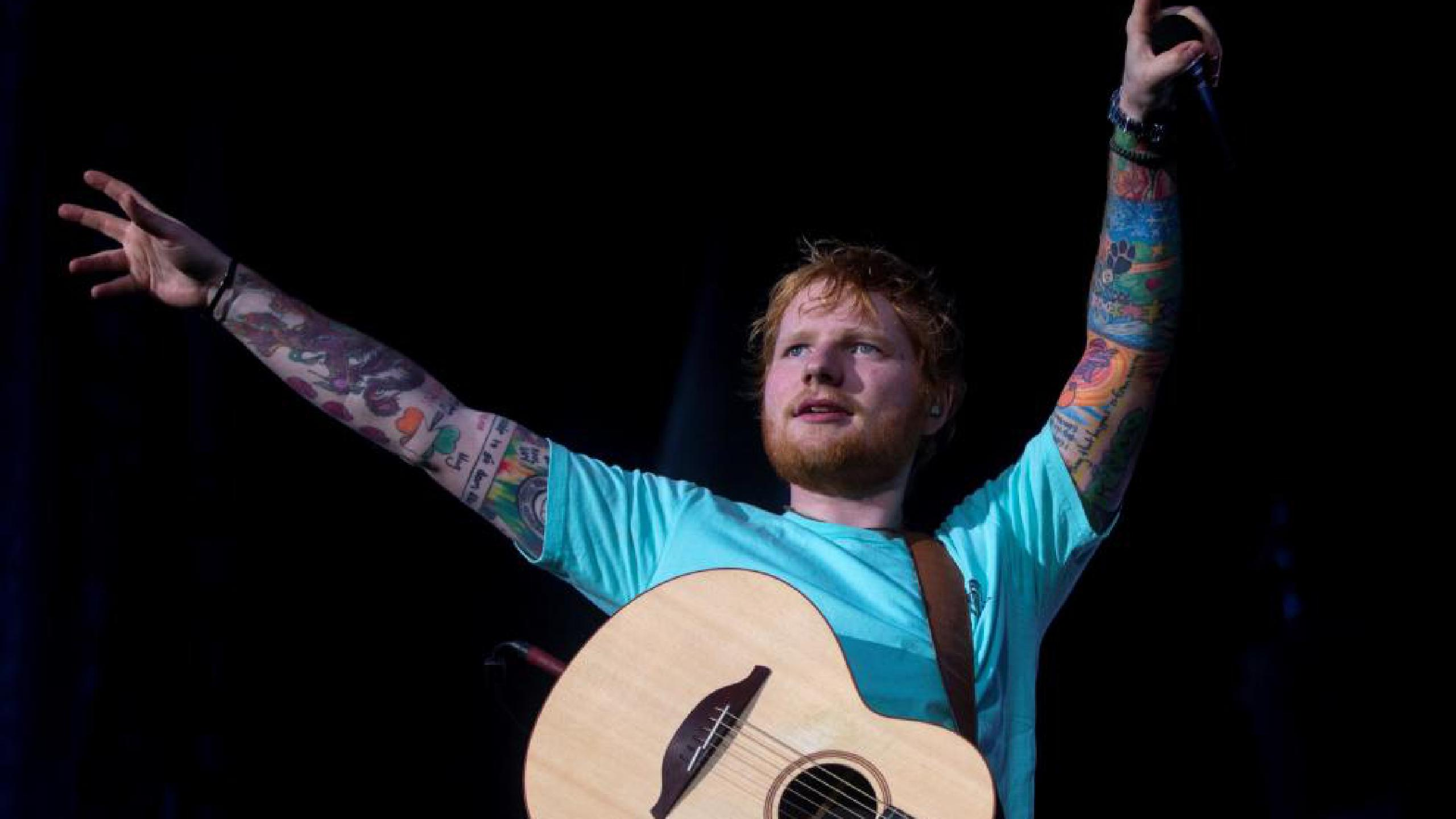 Ed sheeran concert dates usa