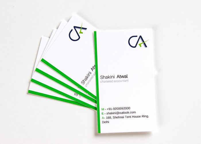 Standard business card printing online designing standard visiting standard business card printing online designing standard visiting cards inkmonk reheart Choice Image
