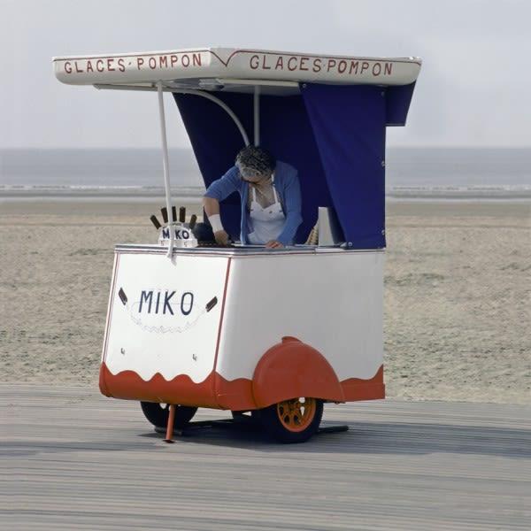 Les glaces Pompon de Michel Tréhet