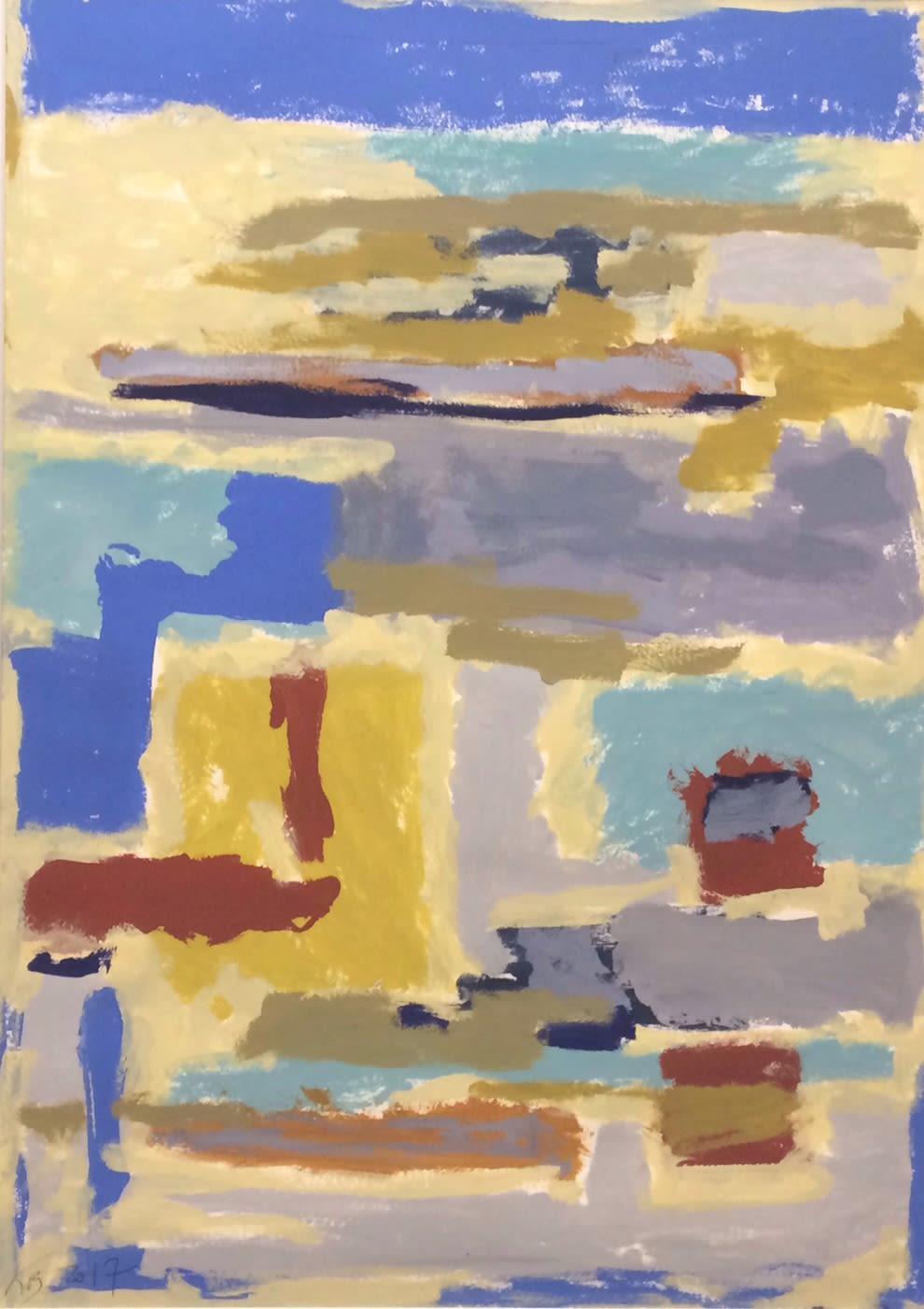 Abstraction  de Karin Boinet
