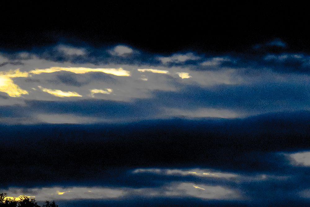 Nuages IV -Ciel d'orage de Catherine  Bisiaux
