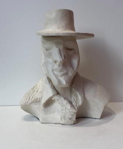 L'homme au chapeau de Lili Mirante