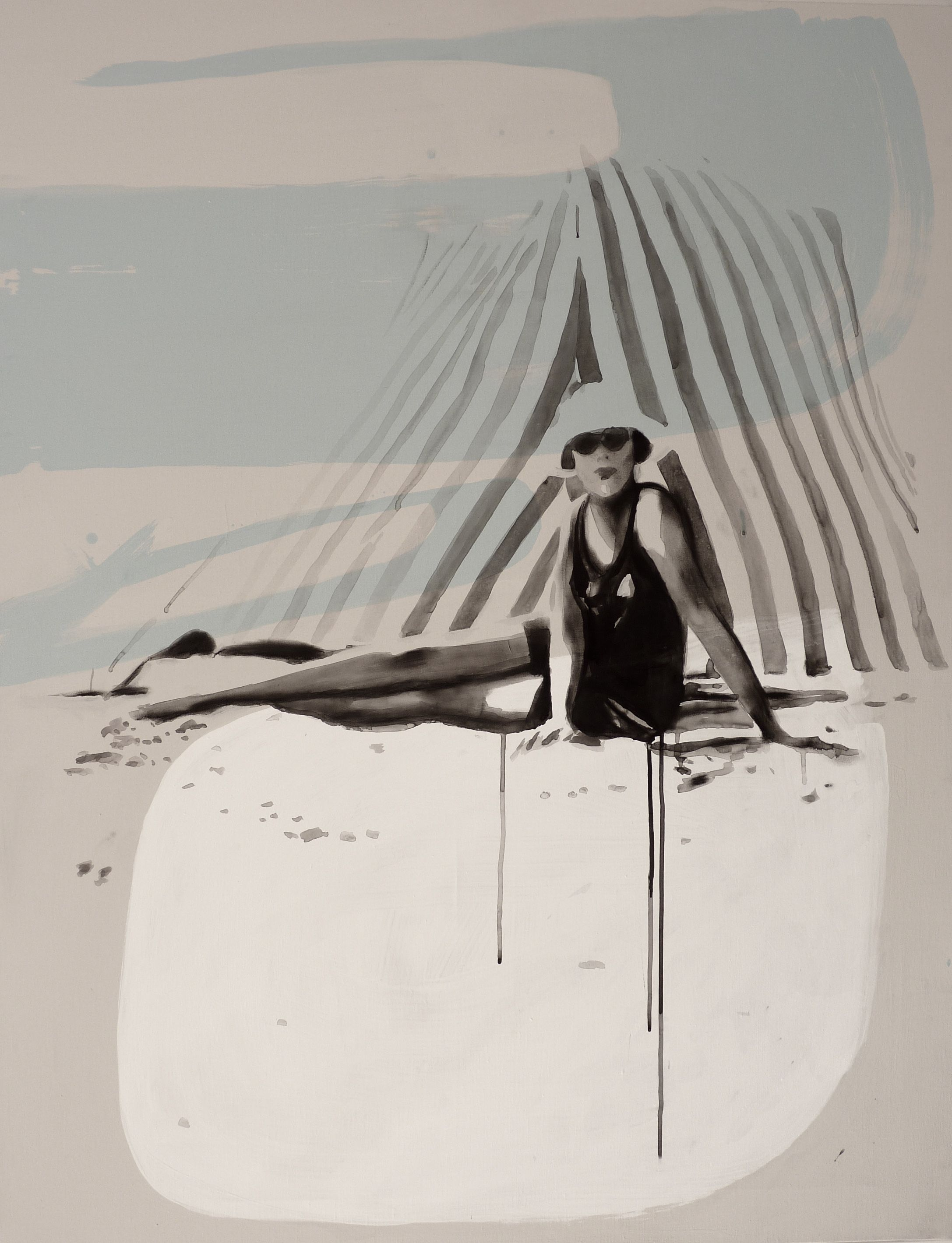 A l'ombre  de Valérie Betoulaud