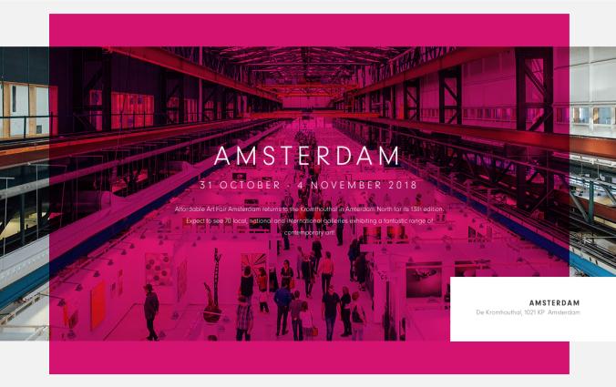 Affordable Art Fair 2018 Foire