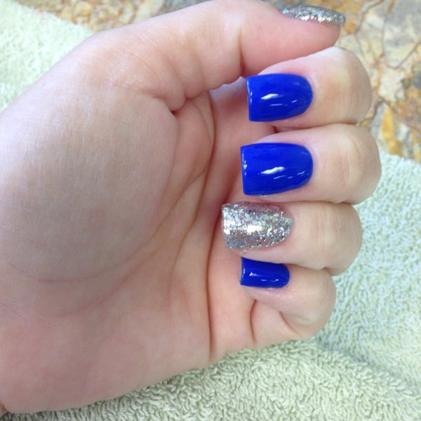 Two tone nails arlington tx